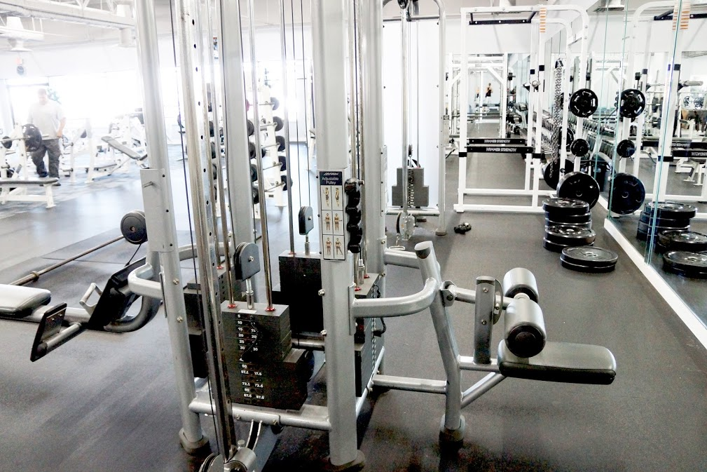State Of The Art Newly Renovated Fitness Center Located