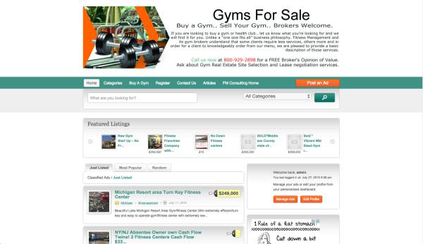 gymsforsalewebsitesnapshost