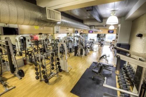 Best Gyms In Rhode Island