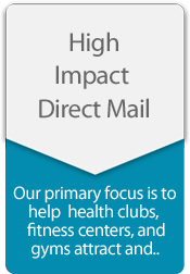High Impact Direct Mail